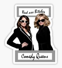 Comedy Queens Sticker