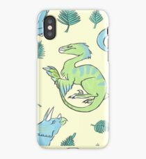 raptor trike buddies!  iPhone Case/Skin