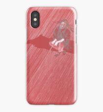 .. den roten Faden spinnen iPhone Case/Skin
