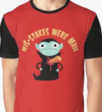 Mis-Stakes Were Made Graphic T-Shirt