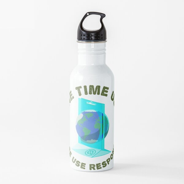 One Time Use Water Bottle