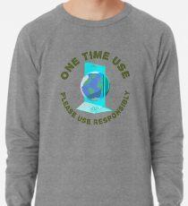 One Time Use Lightweight Sweatshirt