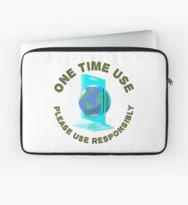 One Time Use Laptop Sleeve