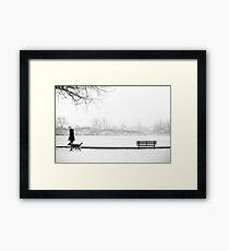 The Lough, Cork, Ireland Framed Print