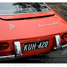 Lancia Fulvia Sport Zagato Coupe by Studio-Z Photography