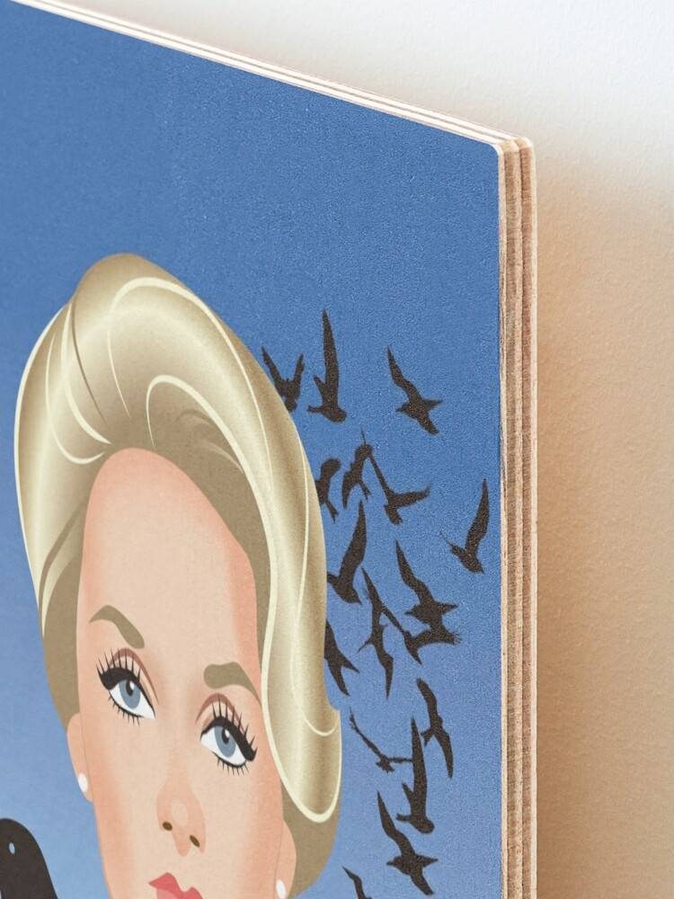 Alternate view of Tippi Mounted Print