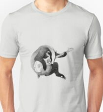 Bassist Badger Unisex T-Shirt