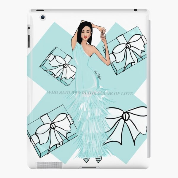 Color of Love iPad Snap Case