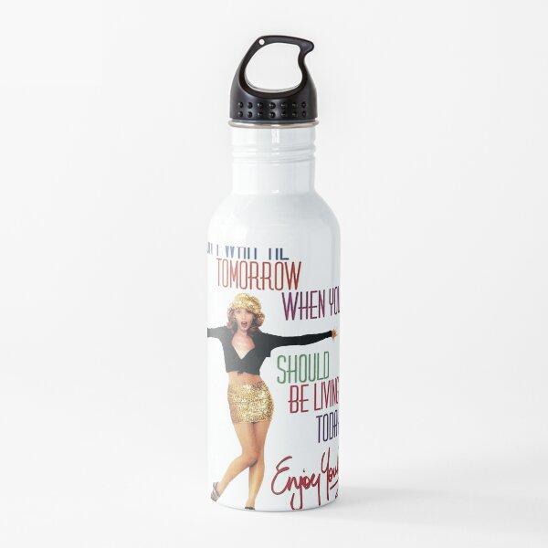 Kylie Enjoy Yourself Water Bottle