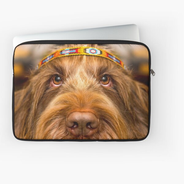 Spinone Chief Laptop Sleeve