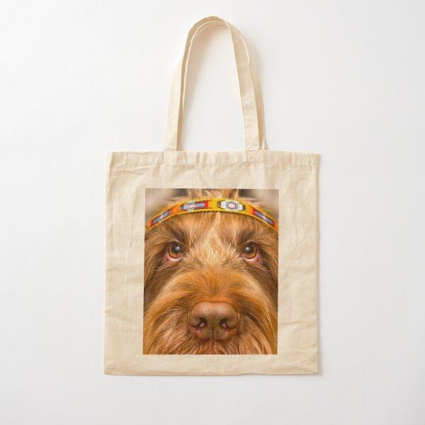 The Guru of Love Cotton Tote Bag