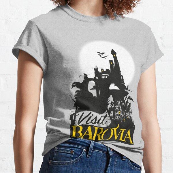VISIT BAROVIA Classic T-Shirt