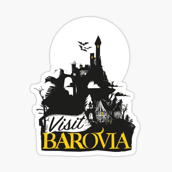 VISIT BAROVIA Sticker