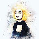 « Marilyn v2 » par Chrystelle Hubert