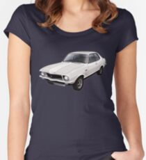Holden LJ Torana GTR-XU1 Women's Fitted Scoop T-Shirt