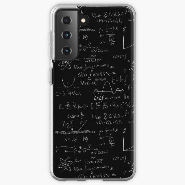 Quantum physics Samsung Galaxy Soft Case