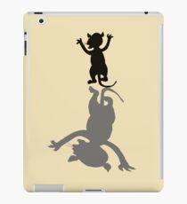 Cat Shadow iPad Case/Skin