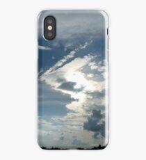 Weird and Wacky Clouds iPhone Case/Skin