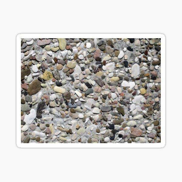 Steine, Stein, Kieselsteine, Gestein, Natur Sticker
