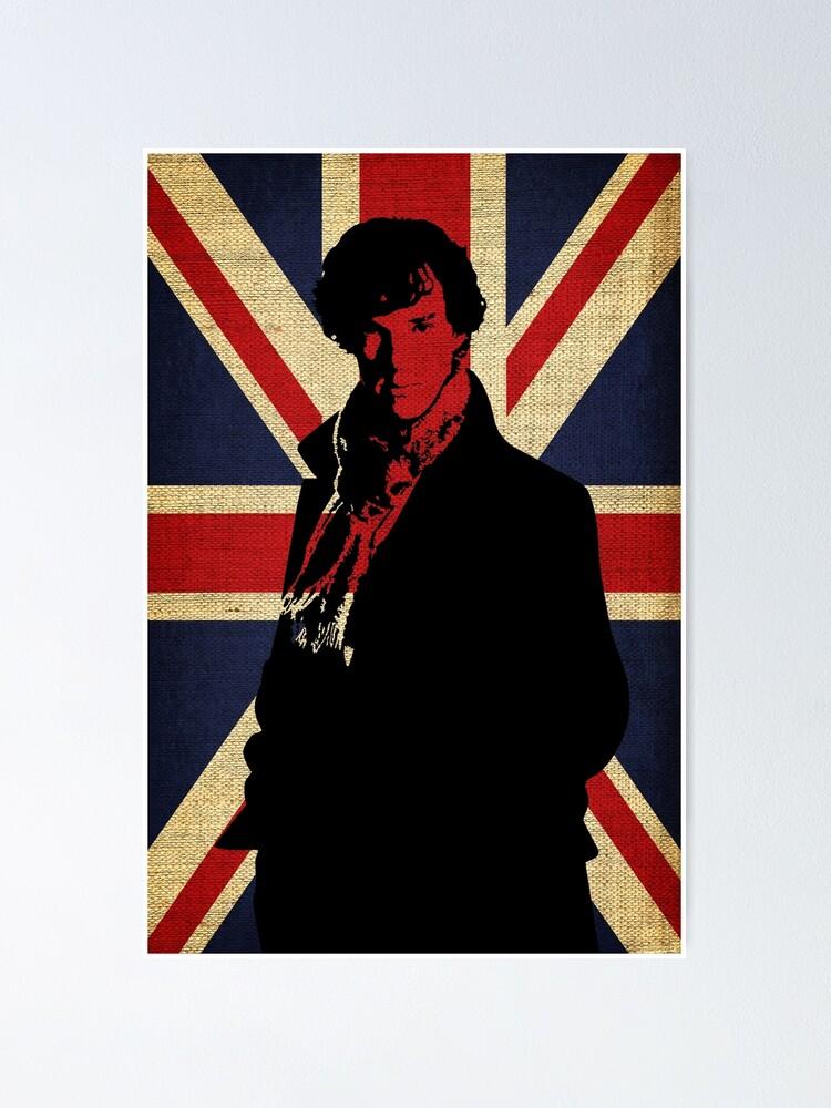 Alternate view of I Believe in Sherlock Holmes Poster