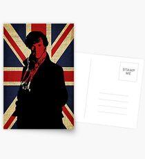 I Believe in Sherlock Holmes Postcards