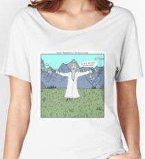 Young Frankenstein + The Sound of Music Women's Relaxed Fit T-Shirt