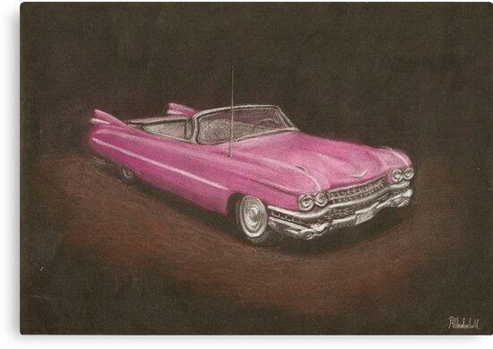 Cadillac Eldorado by scarletmoon