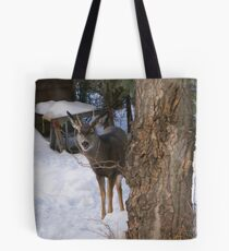 A Smile From John Doe Tote Bag
