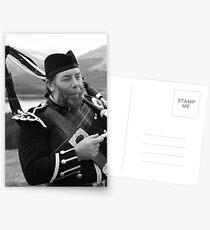 A charming man Postcards