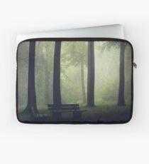 Misty Summer Day Laptop Sleeve