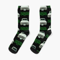 TOYOTA CROWN Socks