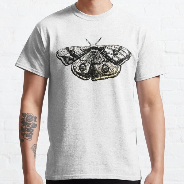 STRANGE THE DREAMER MOTH ART Classic T-Shirt
