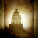 Manitowoc Breakwater Lighthouse ©  by Dawn Becker