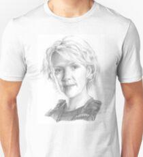 Amanda Tapping as Samantha Carter Unisex T-Shirt