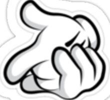 SWAG HANDS Sticker