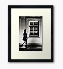 OnePhotoPerDay Series: 355 by L. Framed Print