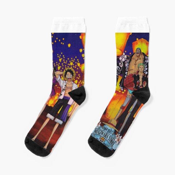 One Piece Celebration Socks