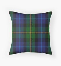 00002  Smith Tartan  Throw Pillow