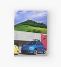 Fiat of bham Hardcover Journal