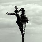 football acrobats by adouglas
