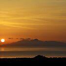 Santorini Sunrise by adouglas