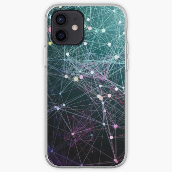 #Complexity characterises the #behaviour of a #system or #model whose components interact in multiple ways and follow local rules iPhone Soft Case