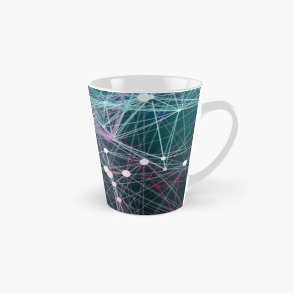 #Complexity characterises the #behaviour of a #system or #model whose components interact in multiple ways and follow local rules Tall Mug