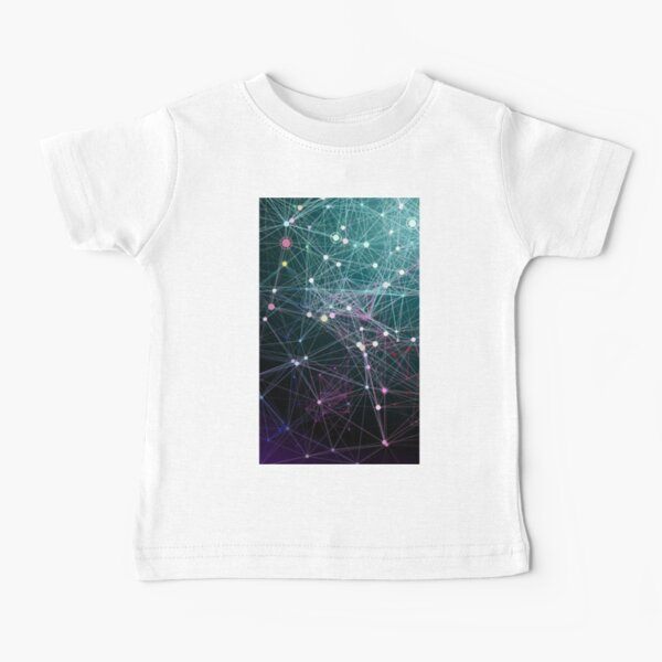 #Complexity characterises the #behaviour of a #system or #model whose components interact in multiple ways and follow local rules Baby T-Shirt