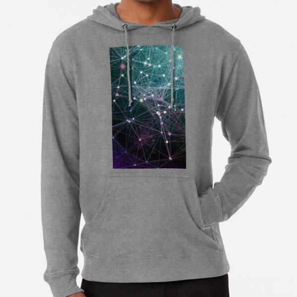 #Complexity characterises the #behaviour of a #system or #model whose components interact in multiple ways and follow local rules Lightweight Hoodie