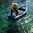Greek Fisherman by adouglas