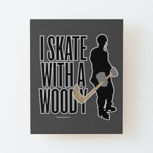 Wood Mounted Print