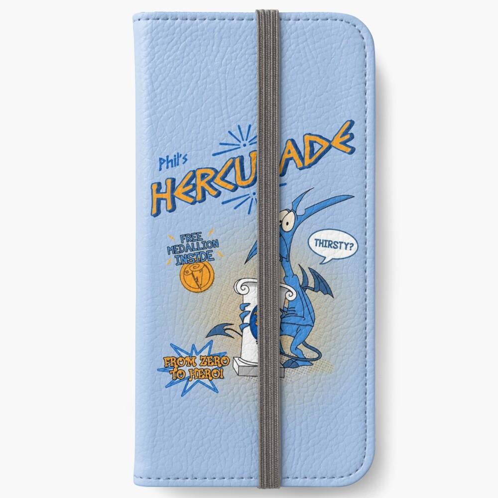 Herculade iPhone Wallet