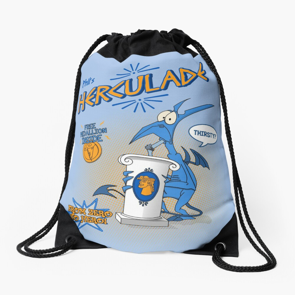 Herculade Drawstring Bag