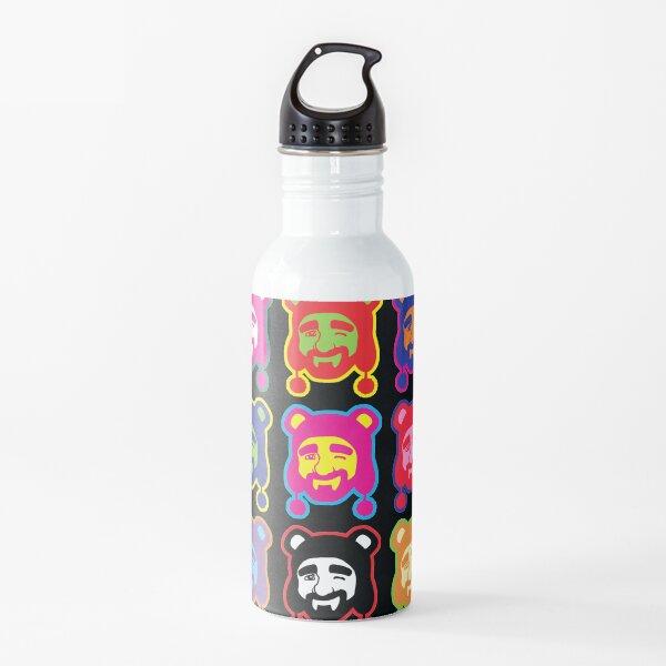 ADAM LIKES POP ART Water Bottle